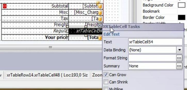 Report Designer - SalesPad Support
