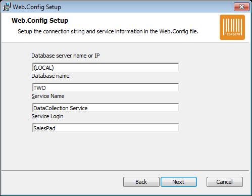 IIS Configuration and Web Service Setup - SalesPad Support